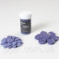 Краска паста Sugarflair Пурпурный