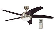 Потолочный вентилятор BENDAN 132 см + пульт