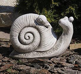 Садовая  фигура Улитка