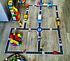 Автомобильный трек Игровой скотч. Подарок для мальчика, фото 3