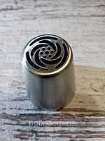 Насадка бесшовная кондитерская метал. №08