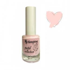 Лак для стемпінга Nail Story pastel 02, 11ml