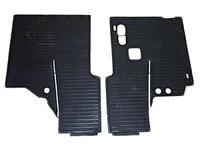 Килимки в кабіну КК МТЗ-80 комплект 80-6702332/80-6702333А