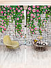 Фотошторы цветы (26450_4_2)