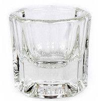 Thuya стеклянный стаканчик для смешивания краски для бровей и ресниц