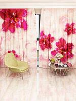 Фотоштора Walldeco Экзотический цветок (27312_4_2)
