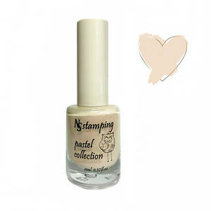 Лак для стемпинга Nail Story pastel 03, 11ml