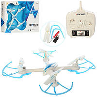 Квадрокоптер X-1505 р/у,(2,4G),аккум, USBзарядное, зап.лопасти,в кор-ке, 48-32-7cм, фото 1