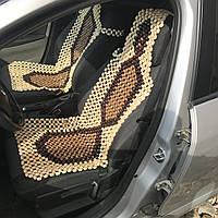 Накидка на сиденье автомобиля с подголовником АН - 8, фото 1