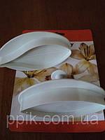 Плунжер кондитерский для мастики из 2-х Лилия большая