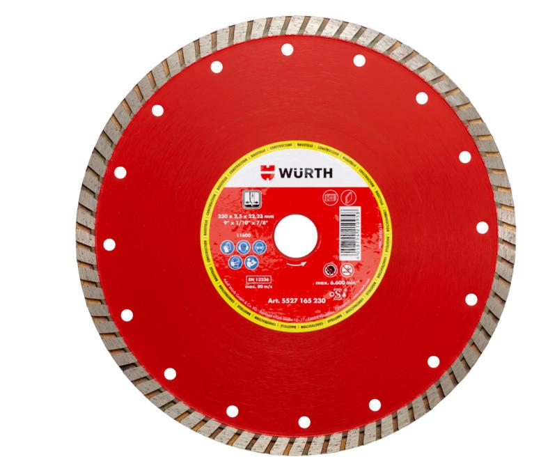Алмазный диск WURTH 5527165230