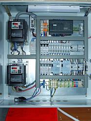 Автоматизация фрезерно-копировального станка для изготовления топорищ (ручек для топора). 3