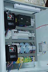Автоматизация фрезерно-копировального станка для изготовления топорищ (ручек для топора). 6