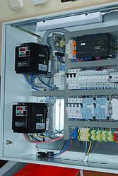 Автоматизация фрезерно-копировального станка для изготовления топорищ (ручек для топора). 7