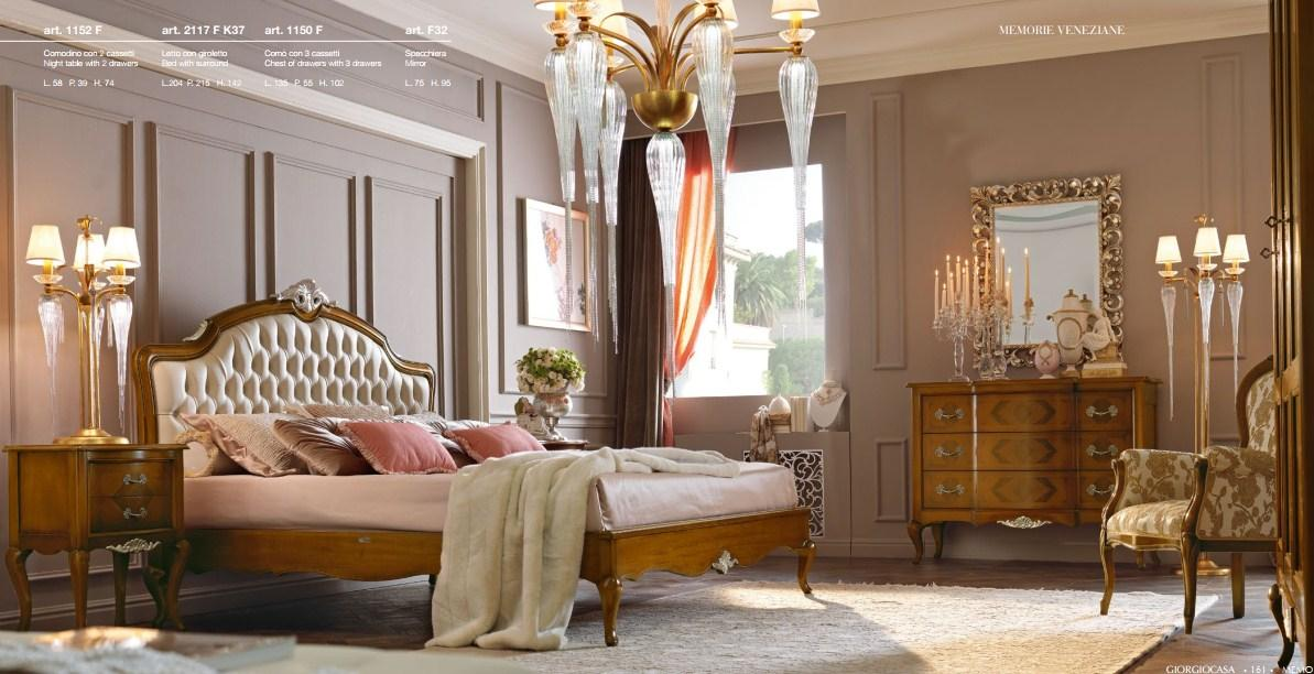 Спальня Memorie Veneziane GC вариант 4