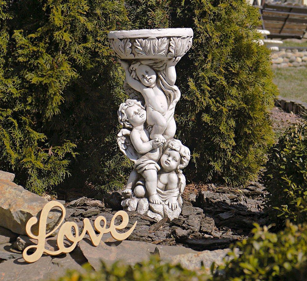 Садовая  статуя Три Ангела