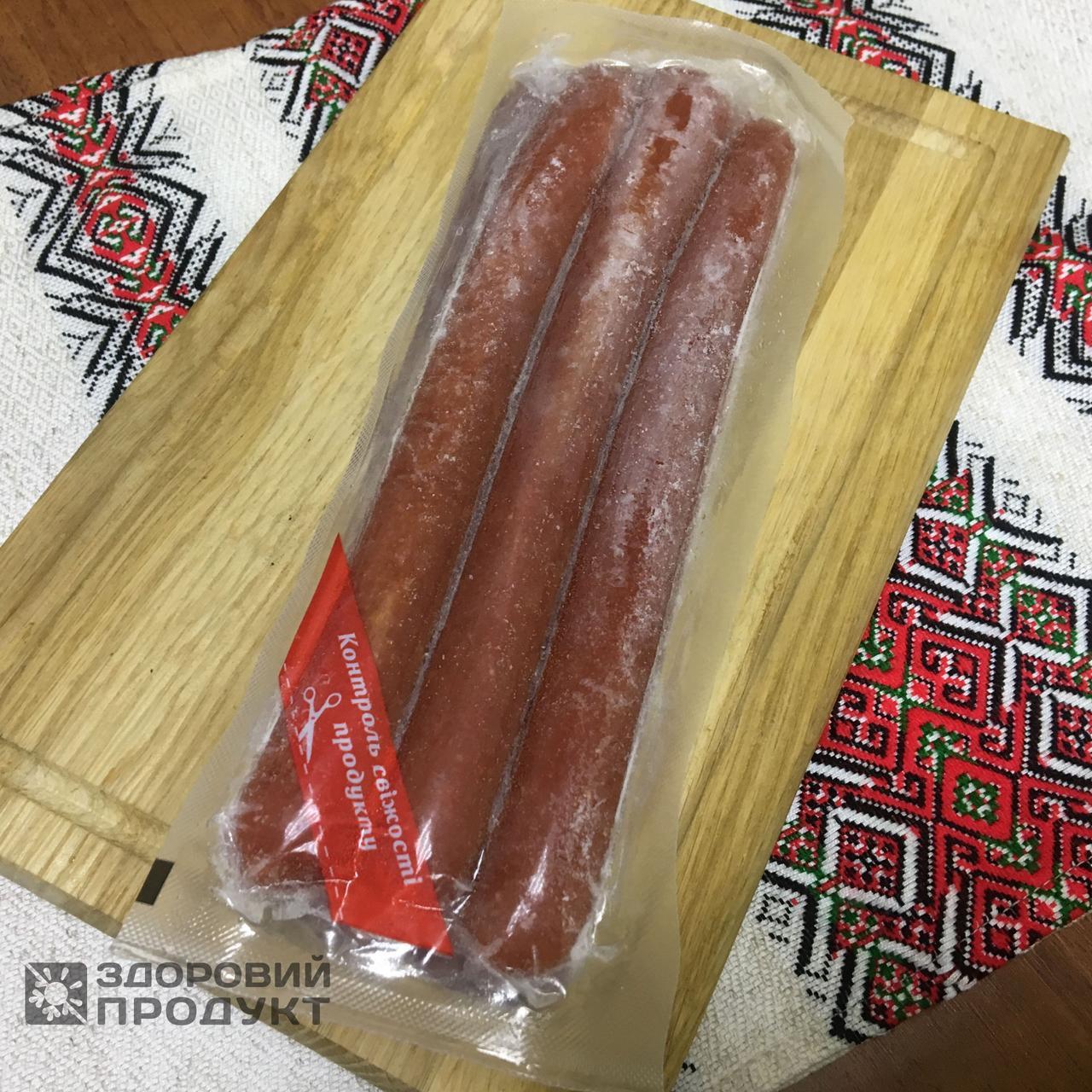 Сосиски «Фирменные» Высший Сорт 750г, 10шт/уп для хот-догов