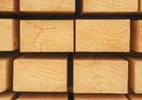 Деревянный брус, фото 1