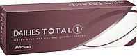 Одноденні контактні лінзи Alcon, Dailies Total 1, (30 шт.)