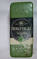 Сыр твердый Magnacki OZO с зеленым песто