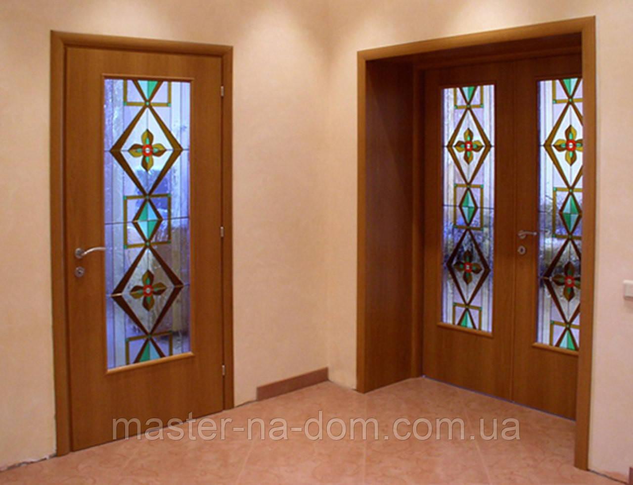 Установка вхідних і міжкімнатних дверей у Луцьку