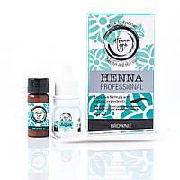 Хна для бровей Henna Spa, цвет  (Brownie)