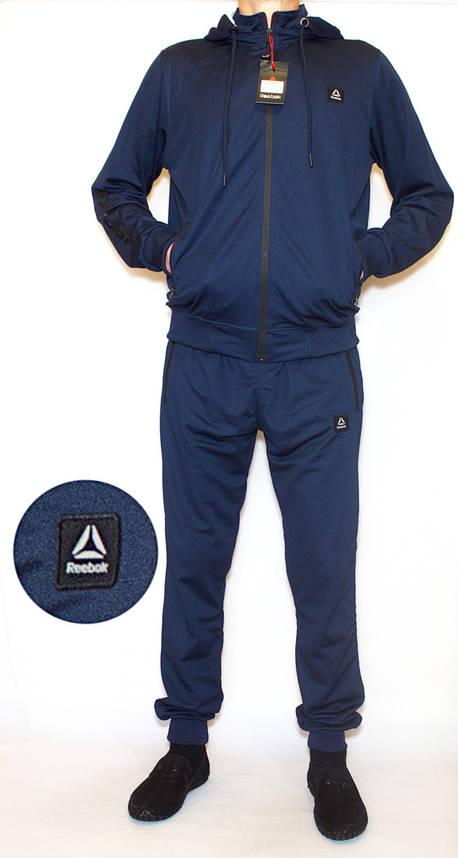 Костюм спортивный Reebok мужской (лакоста)  (копия) XL, фото 2
