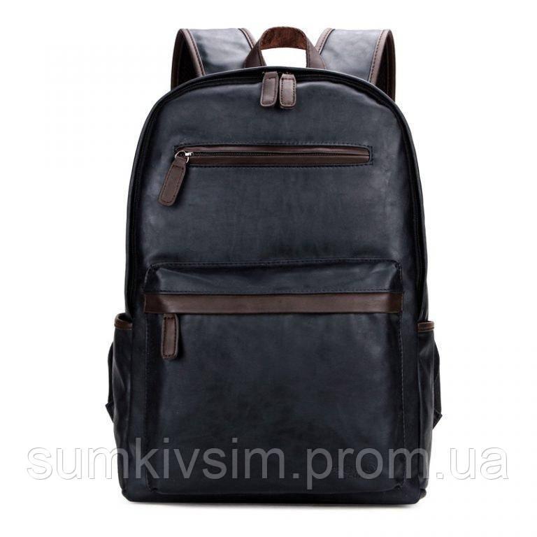 Рюкзак для ноутбука Polo Vicuna городской  синий