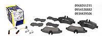 Колодки тормозные (задние) с датчиками VW Crafter 30-35 / MB Sprinter 209-319 06- (Bosch) ICER (Испания)