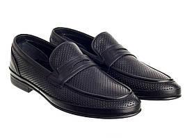 Туфлі Etor 15597-10042 чорні
