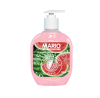 "Крем-мыло ""Марио"" 0,3л.доз.Кавун (24шт. / Уп.)"