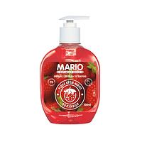 """Крем-мыло """"Марио"""" 0,3л.доз.Полуниця (24шт. / Уп.)"""