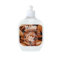 "Крем-мыло ""Марио"" 0,3л.пуш-пул Миндаль (24шт. / Уп.)"