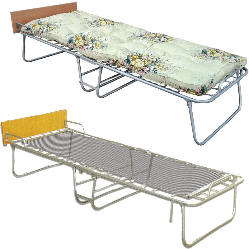 Раскладная кровать на панцирной сетке Лебедь «Комфорт-В»