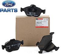 Передние тормозные колодки Original Ford Motorcraft 1911169  для  Ford  Fiesta 01-08 / Fusion 01-12
