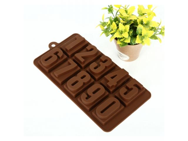 Cиликоновая форма для шоколада 830-15A-8 * 40961
