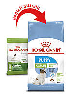 Сухой корм 500 г для щенков мелких пород Роял Канин / X-SMALL PUPPY Royal Canin