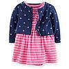 Детское платье Carters  18, 24 месяца