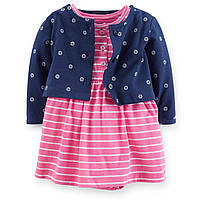 Детское платье Carters  18, 24 месяца, фото 1