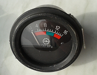 Указатель давления масла (0 - 16) механический МД-225