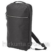 IKEA FORENKLA Рюкзак, темно-серый  (503.736.05)