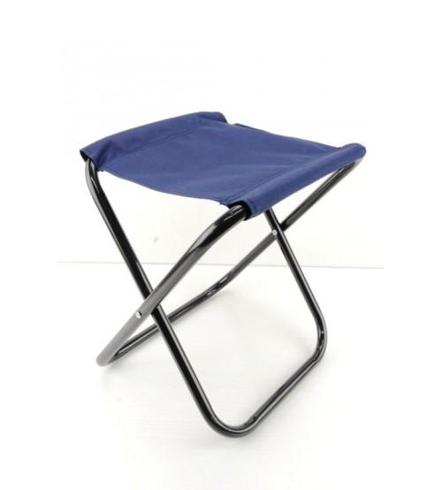 Табурет складной для пикника (Синий)
