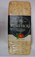 Сыр твердый Magnacki OZO с томатом и базиликом