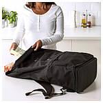 IKEA FORENKLA Рюкзак, черный  (003.135.72), фото 2