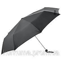 IKEA KNALLA Зонтик, складной черный  (503.133.91)