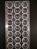 Форма для конфет поликарбонатная Полусферы, фото 1