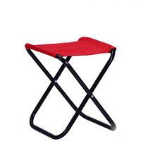 Табурет складной для пикника (Красный)