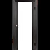 Двери KORFAD SR-01 (сатин триплекс) Полотно+коробка+1 к-т наличников, фото 2