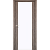 Двери KORFAD SR-01 (сатин триплекс) Полотно+коробка+1 к-т наличников, фото 4