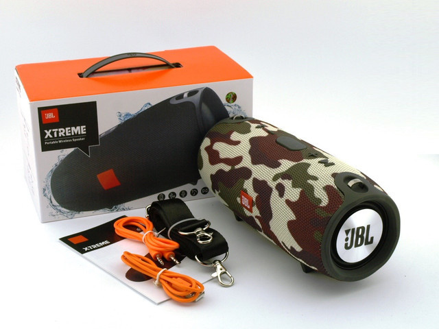 Колонка JBL XTREME Bluetooth FM MP3 Wireless Экстрим (копия JBL)
